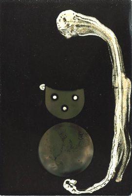 PIASECKI MAREK Kotek [vintage print] 2