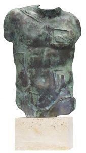 MITORAJ IGOR - Perseusz [brąz patynowany]