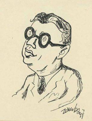 ZARUBA JERZY Jean-Paul Sartre