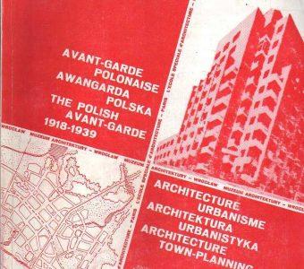 Awangarda polska 1918-1939 Architektura Urbanistyka