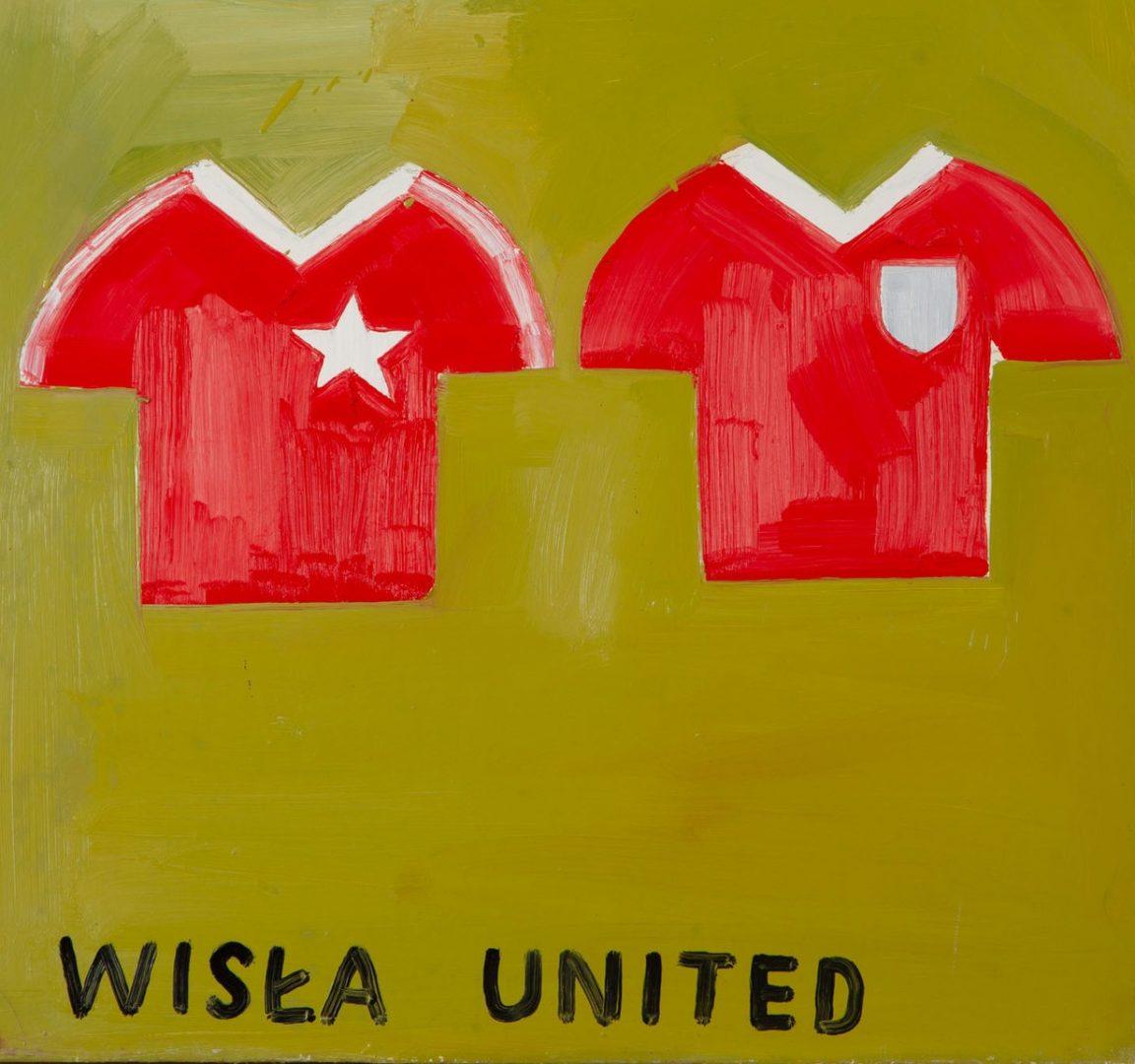 Wisła United [olej na płótnie]