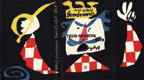 GOMBROWICZ WITOLD Trans-atlantyk, Ślub