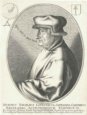 Mittannour Chamahista (?) Kopernik [miedzioryt]