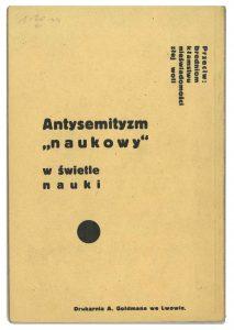 ZADERECKI TADEUSZ - O Żydach, bolszewji i t. zw. mordzie rytualnym