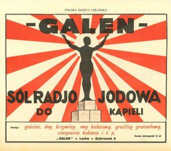Galen sól radjo-jodowa do kąpieli [reklama]