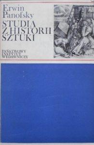 PANOFSKY ERWIN - Studia z historii sztuki