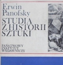PANOFSKY ERWIN Studia z historii sztuki