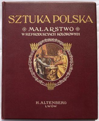 Sztuka Polska. Malarstwo [album]