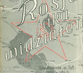 SKRZYPEK STANISŁAW - Rosja jaką widziałem. Wspomnienia z lat 1939-1942