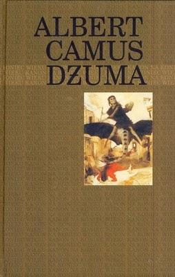 CAMUS ALBERT Dżuma [Kanon na koniec wieku]