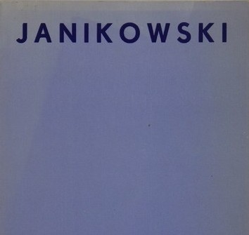 Mieczysław Janikowski 1912-1968 [katalog]