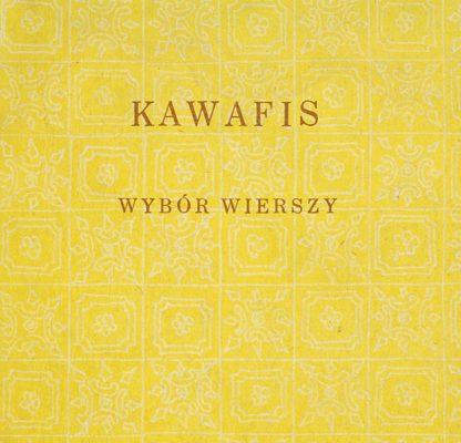 KAWAFIS Wybór wierszy [autograf Z. Kubiaka]