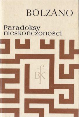 BOLZANO Paradoksy nieskończoności