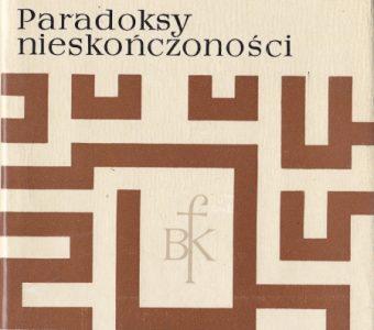BOLZANO - Paradoksy nieskończoności