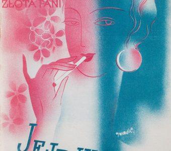 GRONOWSKI TADEUSZ - Jej ulubiony papieros [reklama]