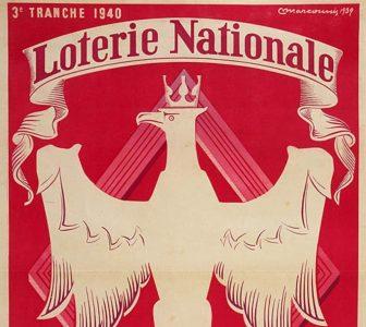 MARCOUSSIS LOUIS - Loterie Nationale Tranche De La Pologne Heroique [plakat]