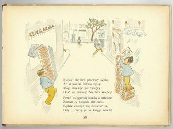 MIKLASZEWSKI GWIDON - Bajeczka o książeczce