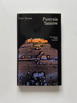 BUZZATI DINO Pustynia Tatarów