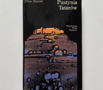 BUZZATI DINO - Pustynia Tatarów