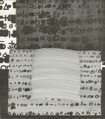 TARASIN JAN Brzeg [serigrafia, sygnowana]