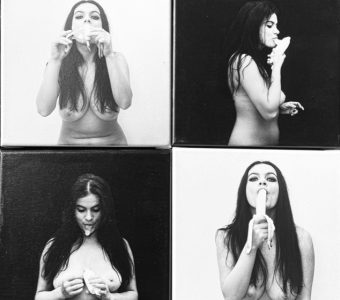 NATALIA LL - Sztuka konsumpcyjna 1972 [zestaw 4 fotografii na płótnie]