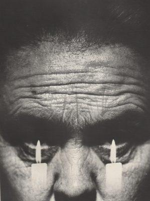 BEKSIŃSKI ZDZISŁAW Portret [vintage print]