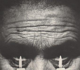 BEKSIŃSKI ZDZISŁAW - Portret [vintage print]