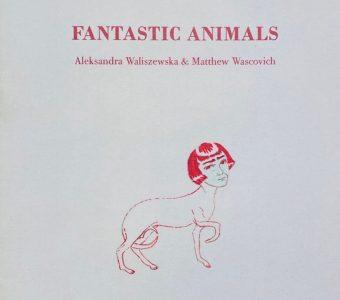 WALISZEWSKA ALEKSANDRA, MATTHEW WASCOVICH - Fantastic animals