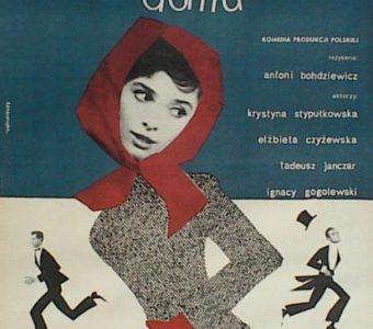 BARANOWSKA BARBARA - Dziewczyna z dobrego domu [plakat]